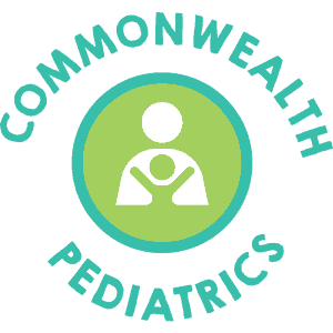 Commonwealth Pediatrics Logo