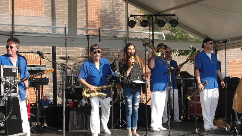 Westchester Concert Series–The Embers–7/26/19