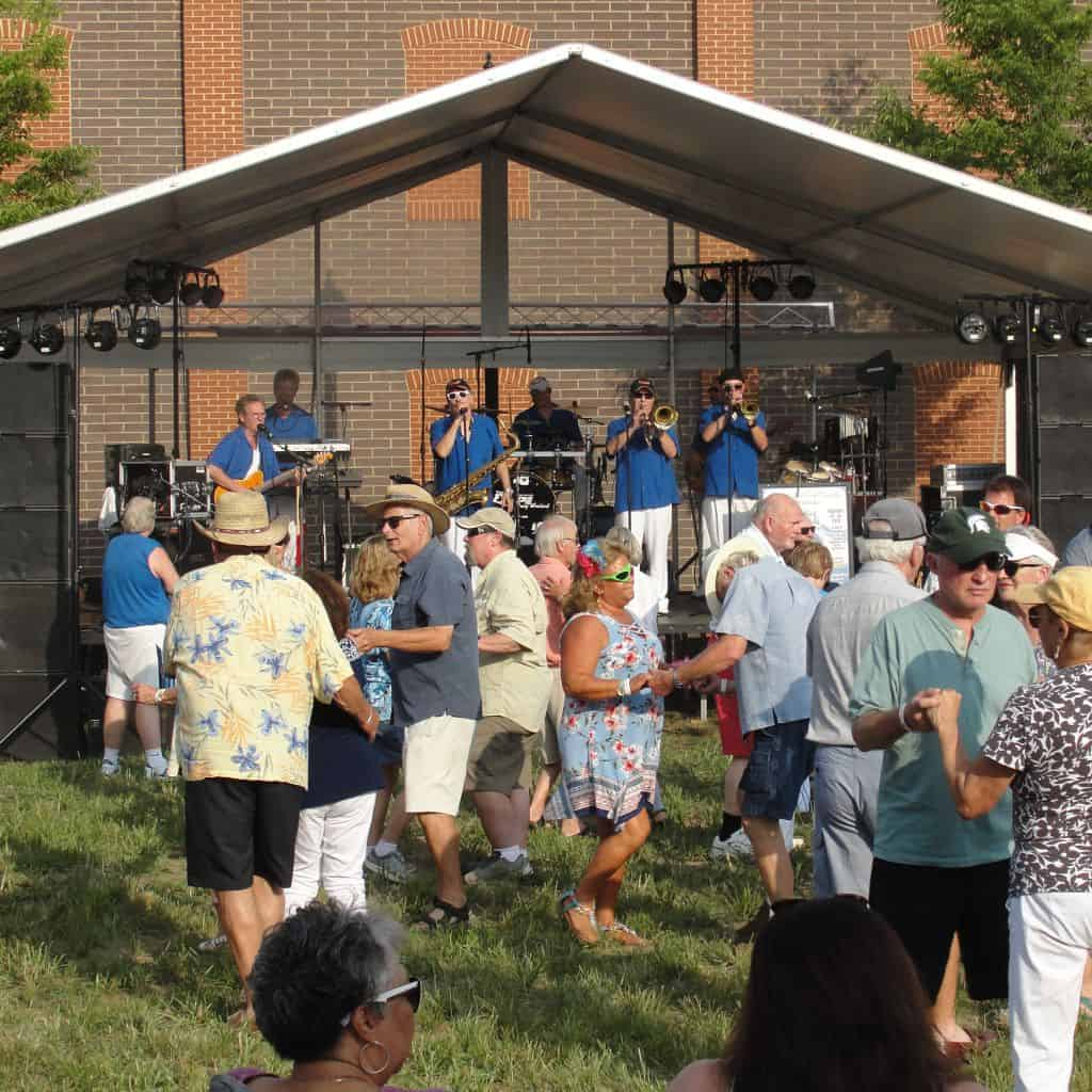 Westchester Concert Series–The Embers–7/26/19 Image