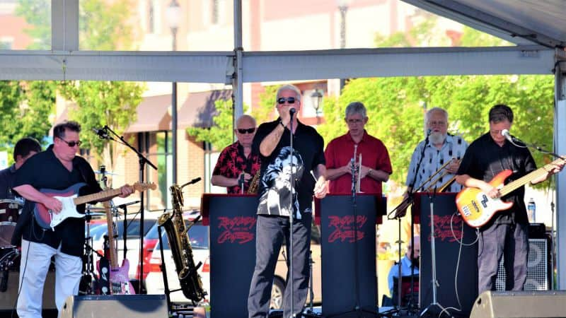 Westchester Concert Series–Ron Moody & the Centaurs–5/3/19
