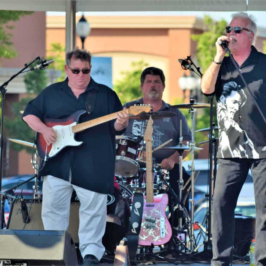 Westchester Concert Series–Ron Moody & the Centaurs–5/3/19 Image